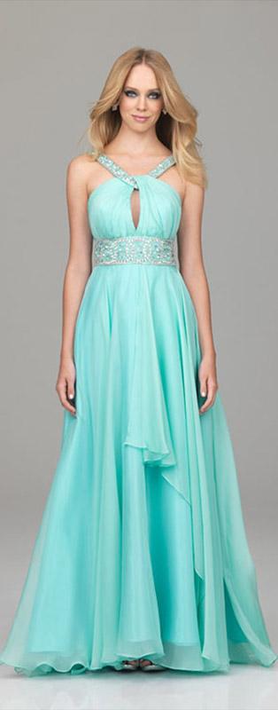 Вечение платья